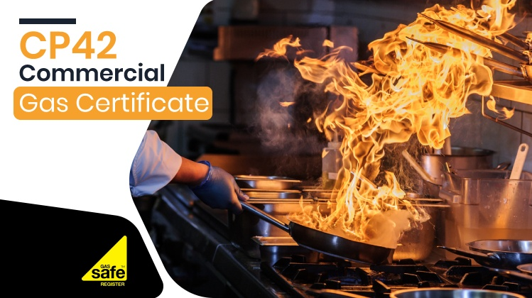 CP42 Commercial Gas Safety Certificate