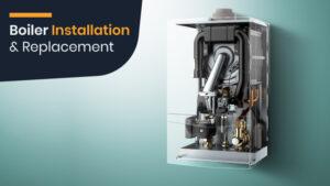 gas boiler Installation london