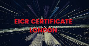 eicr certificate london