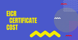 eicr certificate cost