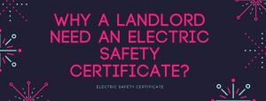 Electric Safety Certificate