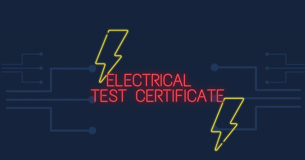 electrical-test-certificate
