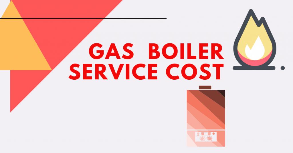 gas boiler service cost